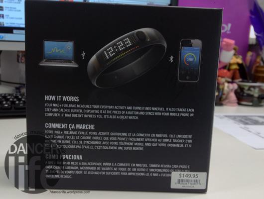 Nike+ FuelBand 的簡易功能說明! 告訴你還可以連接你的電腦跟手機!